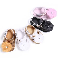 >> Click to Buy << Summer Baby Girls Shoes Flower Toddler Infant Girls Sandals Baby Shoes Diamond Newborn Baby cute sandals #Affiliate