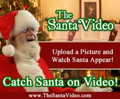 The Santa Video :: Catch Him in Your House & Save 25%