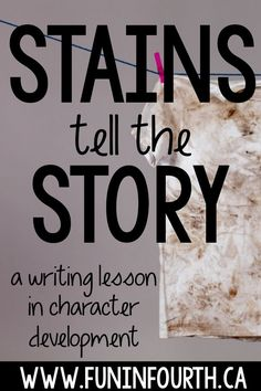 Do you need a creative writing lesson that focuses on character development? This lesson is excellent for improving student creative writing. By spending the time to plan a character and their adventures, you will see stories with deeper thinking, better connected events and clearer details. Don't miss this resource! #FunInFourth #CharacterDevelopmentActivities