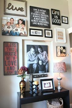 "I have ""inspirational sayings"" everywhere in my room so this is an awesome entryway idea for me!"