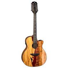 Luna Vista Eagle 12 String Cutaway Acoustic
