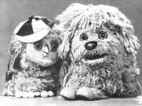 Ollie Beak and Fred Barker. (Gosh, I didn't think anyone else would remember this!)