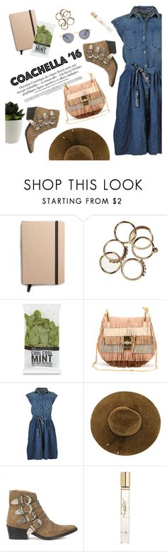 """""""Coachella'16"""" by italist ❤ liked on Polyvore featuring Shinola, Diesel, Emilio Pucci, Toga, Yves Saint Laurent and Quattrocento"""