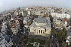 Bucharest, Time Travel, Big Ben, Building, Buildings, Construction