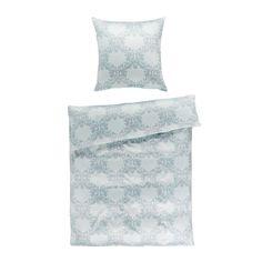 Diese Makosation-Bettwäsche in Hellgrün ist perfekt geeignet für einen erholsamen Schlaf! Ein großer Vorteil ist, dass sie atmungsaktiv aber dennoch saugfähig ist. Damit Sie nachts besser träumen können, empfehlen wir Ihnen diese wunderschöne Bettwäsche!