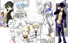 Soul Eater, the official genderbend :)