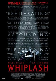 Whiplash (Canadian) 11x17 Movie Poster (2014)