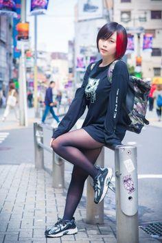 School Girl - Her Crochet In Pantyhose, Nylons, Cute Asian Girls, Cute Girls, Geek Chic Outfits, Beautiful Japanese Girl, Fashion Tights, Cute Girl Photo, Japan Girl