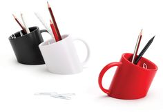 titanic pencil cup holder by luka at designboom shop