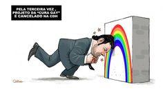 Feliciano insiste em projeto de Cura Gay