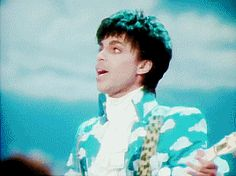 """""""Overcast days never turned me on, but something about the clouds and her mixed. She wasn't too bright, but I could tell when she kissed me she knew how to get her kicks,"""" Prince, Raspberry Beret (1985)"""