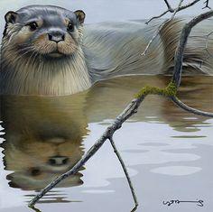 Nigel Hemming. Otter