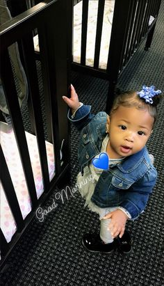 lace up your kids in the latest fashion Black Baby Girls, Cute Black Babies, Beautiful Black Babies, Beautiful Children, Cute Babies, Lil Baby, Cute Baby Girl, Baby Kids, Kids Fever