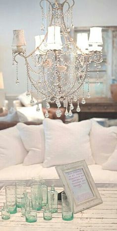 * how-to : make a chandelier * ♡