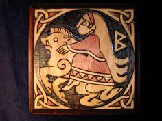 Freyja, Berkannan plaque   Jesseca Trainham   Flickr