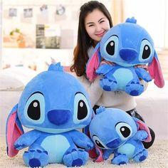 Lilo Stitch, Lilo Y Stitch Peluche, Lilo And Stitch Toys, Disney Stitch, Plush Dolls, Doll Toys, Pet Toys, Baby Toys, Kids Birthday Gifts