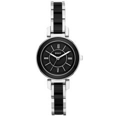 DKNY   ecipo.hu Watches, Silver, Leather, Accessories, Black, Bracelet Watch, Wristwatches, Black People, Clocks