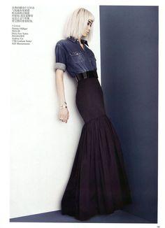 Vogue China February 2012