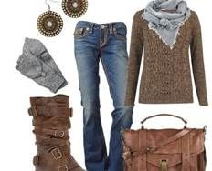 what to wear with knee high ugg boots - Bing Images