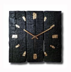 Burned wood clock, Wall clock, Home decor, Original clock, Hand made clock, Wooden clock, design clock, clock, rustic clock, clocks