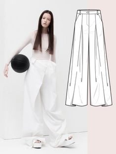 See the new forecasting fashion trends about Bourgeoise, Flamboyant, Impression, Survivalist Womenswear Development Trousers & Skirts , Fashion & Product development ai CAD with Moda Fashion, New Fashion, Fashion Show, Fashion Trends, Paper Fashion, Fashion 2018, Petite Fashion, Fashion Art, Fall Fashion