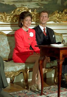 Princess Alexandra of Denmark, second wife of the younger son of Queen Margret and Prince consort Henrik.