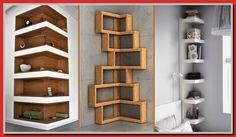 40 Creative Wall Shelves Ideas – DIY Home Decor - Top Masterpieces Watch the video.