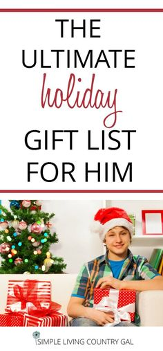 over 150 gift ideas for boys men teens teenagers stocking stuffer ideas - Boys To Men Christmas
