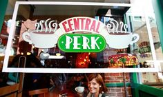 Guess what? Central Perk is an actual real cafe in New York. They've copied the exact set from Friends. Need to go there!