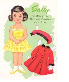 City Girl Sally, 1964