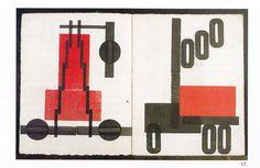 H.N. Werkman - 'The Next Call' No.8, 1926