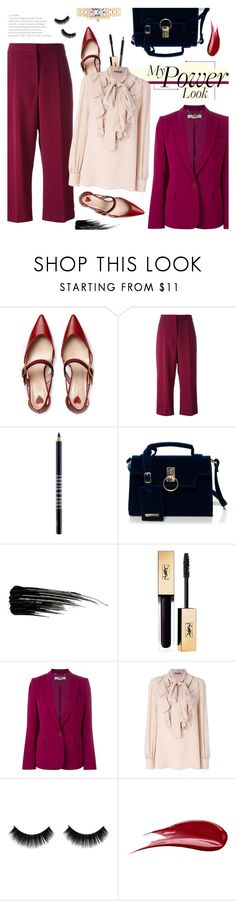 """What's Your Power Look?"" by bklana ❤ liked on Polyvore featuring Gucci, STELLA McCARTNEY, Lord & Berry, Urban Decay, Alexander McQueen, Hourglass Cosmetics, Cartier, bklana and MyPowerLook"