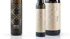 New Design for BRIST Extra Virgin Olive Oils / World Brand Design Society Packaging Design Inspiration, News Design, Branding Design, Olive Oils, Bottle, Creative, Flask, Olive Oil, Corporate Design