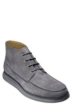 39ab41d7a894 Cole Haan  LunarGrand  Moc Toe Boot (Men)