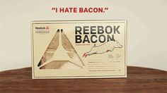 Reebok Gets Into the Bacon Business, Catering to CrossFitters' Sizzling Indulgence | Adweek
