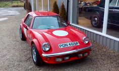 Maximum Mini: Just the ticket for the GTM's Racing Coupe Classic Mini, Classic Cars, Mini Cars For Sale, Mini Sales, Automobile, Racing, Best Deals, Vehicles, Ticket
