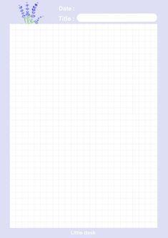 Free Printable Calendar Templates, Memo Template, Notes Template, Printable Paper, Cute Notes, Good Notes, Wallpaper Doodle, Memo Notepad, Notes Design