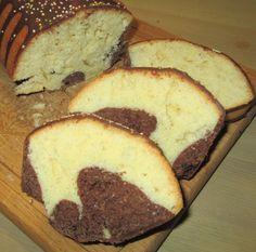 Moje pyszne, łatwe i sprawdzone przepisy :-) : Najłatwiejsza babka łaciata Pumpkin Cheesecake, French Toast, Menu, Cooking Recipes, Bread, Breakfast, Diet, Menu Board Design, Morning Coffee