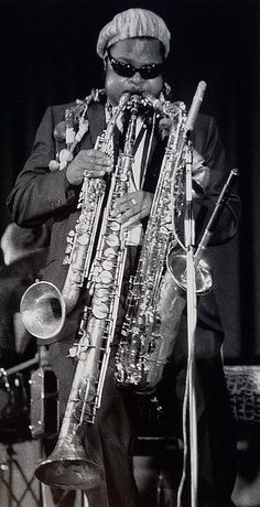 "Roland Kirk - ""The Original Human Beat Box"" - David"