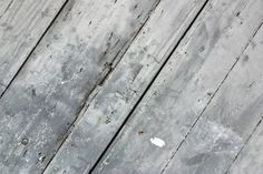 How to restore ,stain and seal a faded wood deck