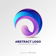 Logo gradiente abstracto Logo Design Tutorial, Design Tutorials, Gem Logo, Church Logo, Event Logo, Artist Logo, Affinity Designer, Circle Logos, Abstract Logo