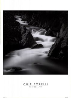 Running River by Chip Forelli art print