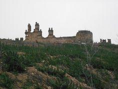 Noves.Castillo de San Silvestre