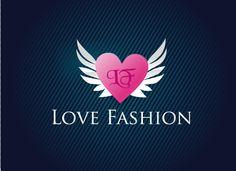Love Fashion Logo Design
