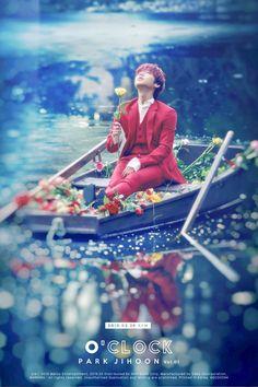 PARK JIHOON dévoile une nouvelle photo teaser pour ses débuts solos – K-GEN