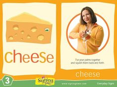 ASL - cheese