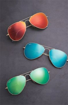 I love the ray ban very much, so fashion. and just want to share with you.