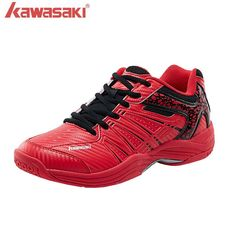 2018 New Kawasaki Badminton Shoes Men And Women Zapatillas Deportivas Anti-Slippery Breathable For Lover red /blue Sports shoes Badminton Shirt, Shoes Men, Sports Shoes, Asics, Red And Blue, Adidas Sneakers, Women, Gents Shoes, Men's Footwear