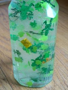 St. Patrick's Day craft for older kids storytime