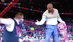 'WWE Monday Night Raw' Results: Triple H Returns, Helps Kevin Owens Win…